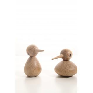 Oiseau en bois inspiration Kristian Vedel