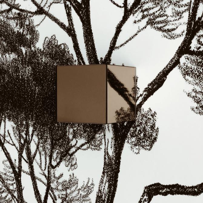 Wall lamp KUBE - Reflekkt