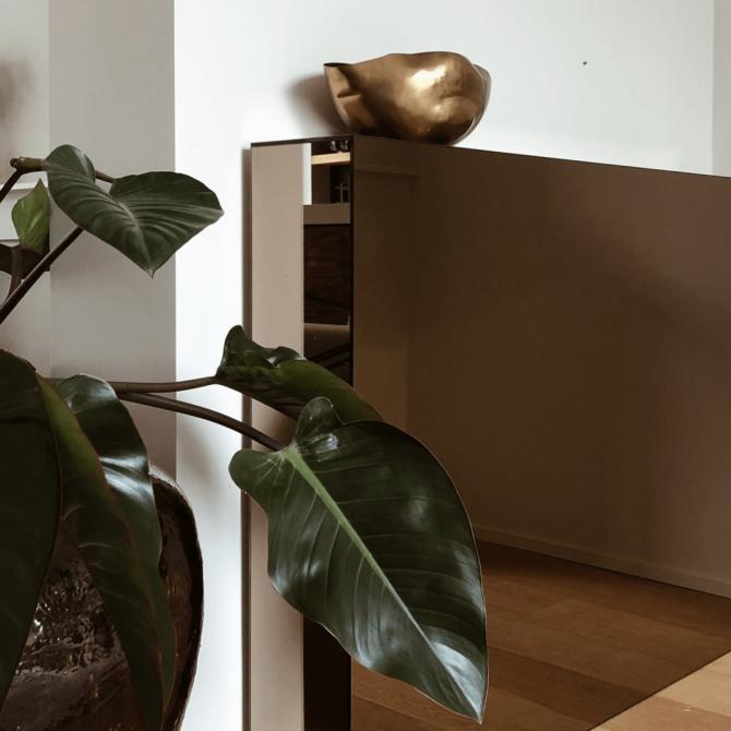 BLOK console tafel - Reflekkt