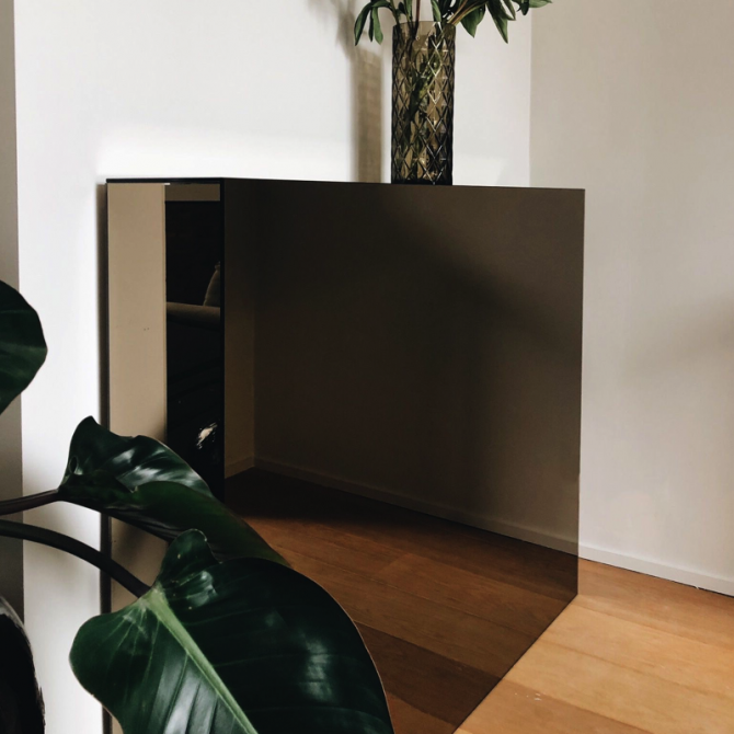 BLOK console table - Reflekkt