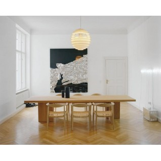 Chaise en bois PP501 - Inspiration Hans Wegner