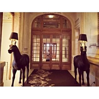 Moooi Paard lamp