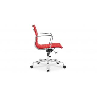 Bureaustoel leder EA117 - Eames Inspiratie