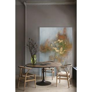 Table Tulipe Knoll en bois - Eero Saarinen