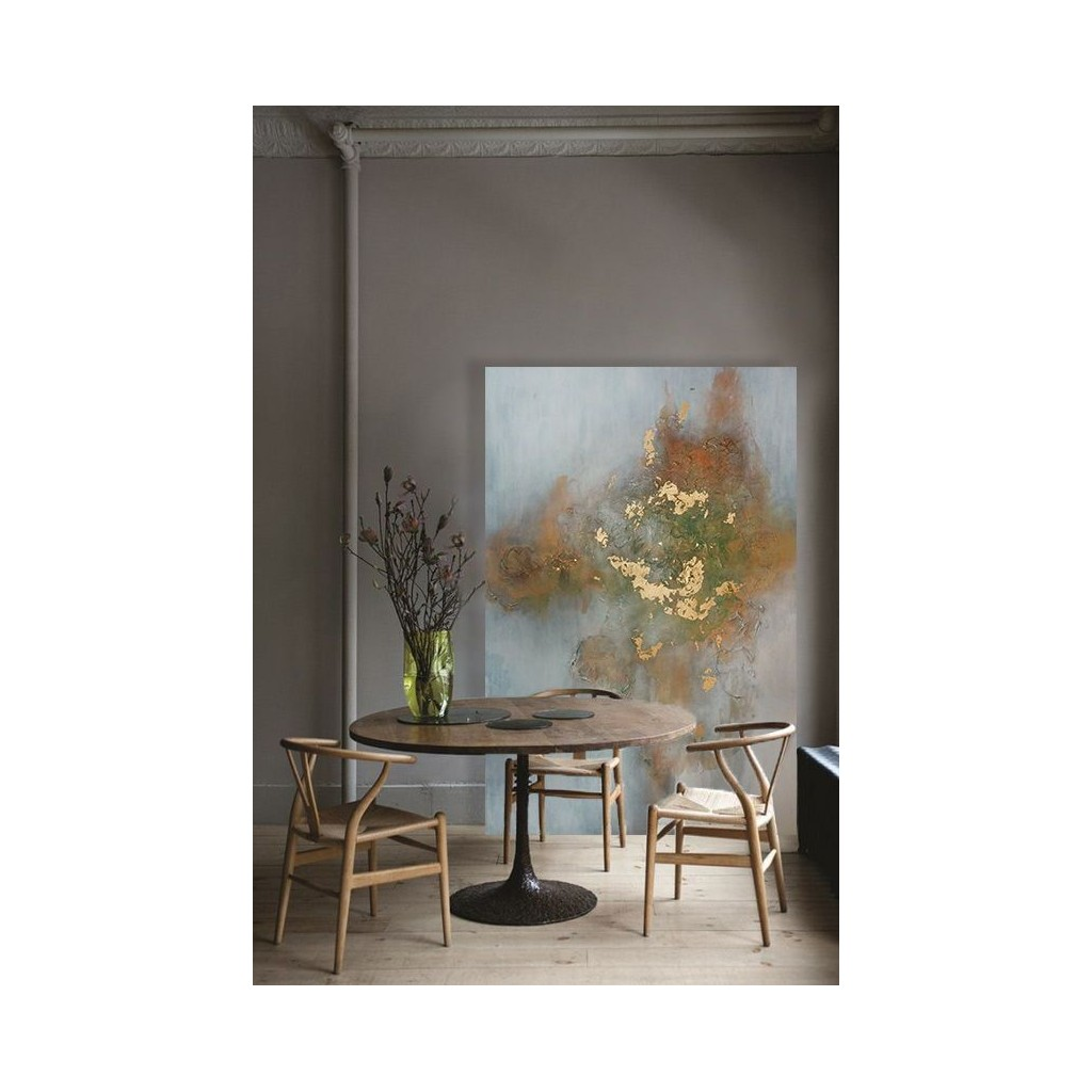 Wooden Round Table Tulip Diiiz