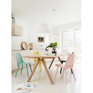 Sylvia design wooden chair