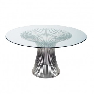 Platner Round Table