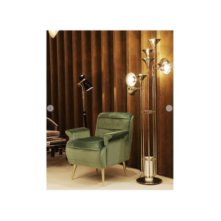 Chris Botti Floor lamp