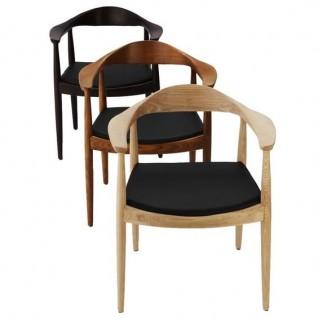 Wooden chair The Chair - Inspiration Wegner