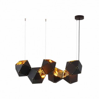 Pendant light Long Welles Gabriel Scott