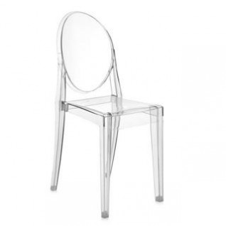 Victoria Ghost Chair - Kartell