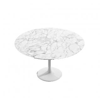 Knoll Tulip Marble Table  - Eero Saarinen