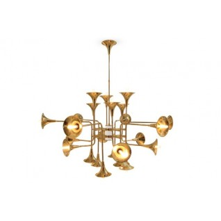 Botti Chandelier inspiration DelightFULL