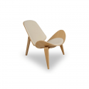 Hans Wegner Carl Hanson & Son - CH07 Shell Chair