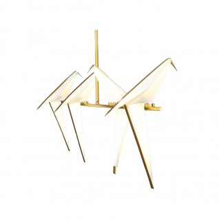 Hanglamp Origami Vogel Moooi
