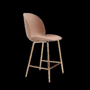 Chaise de bar Beetle en Plastique - Inspiration Gubi