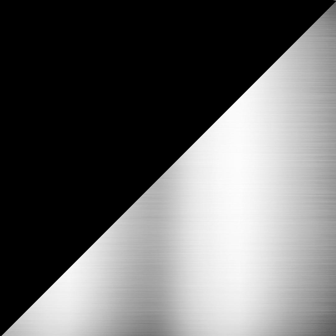 Noir/Argenté
