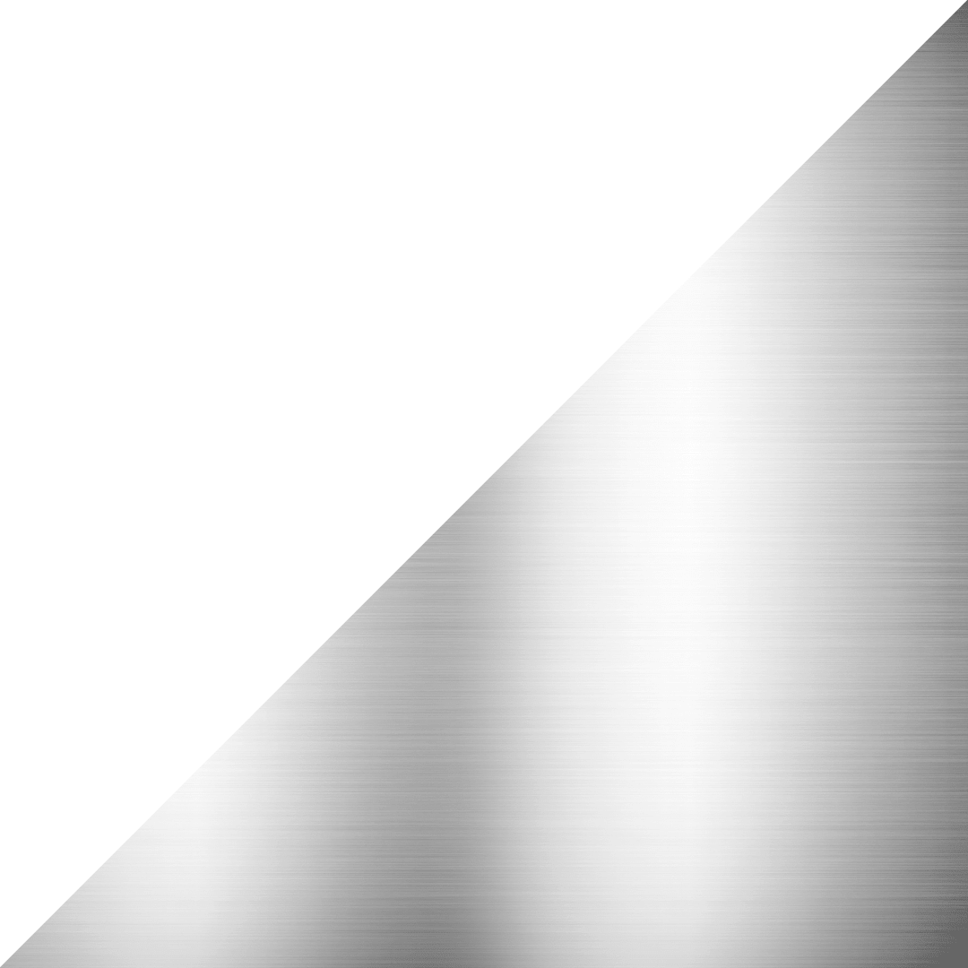 Blanc/Argenté