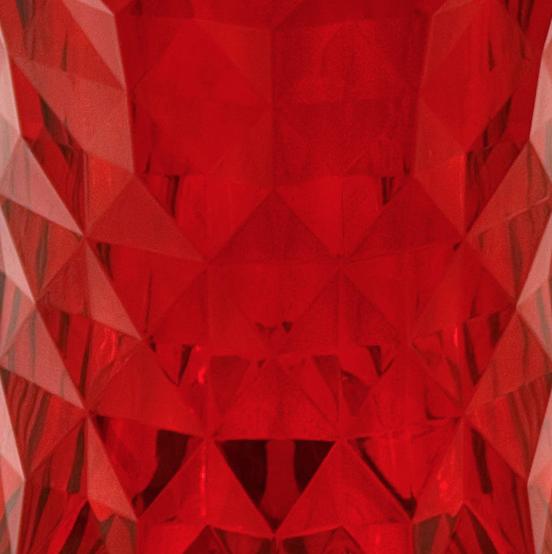 Plastiek - helder rood EAMES