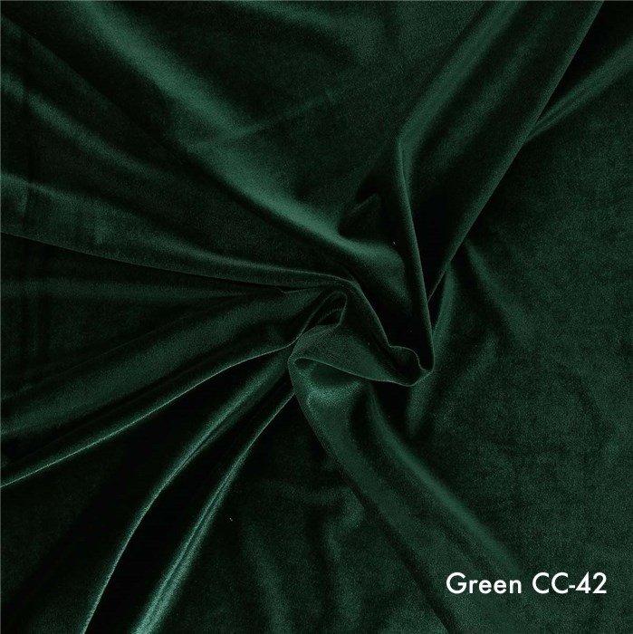 Fluweel - Groen CC-42