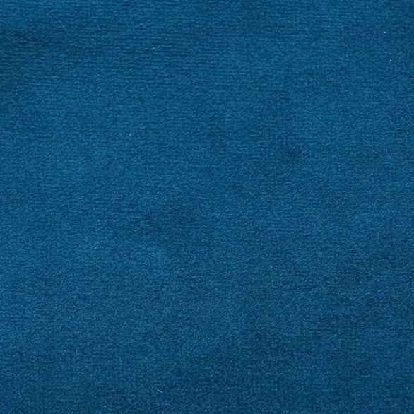 Fluweel - Blauw/Green