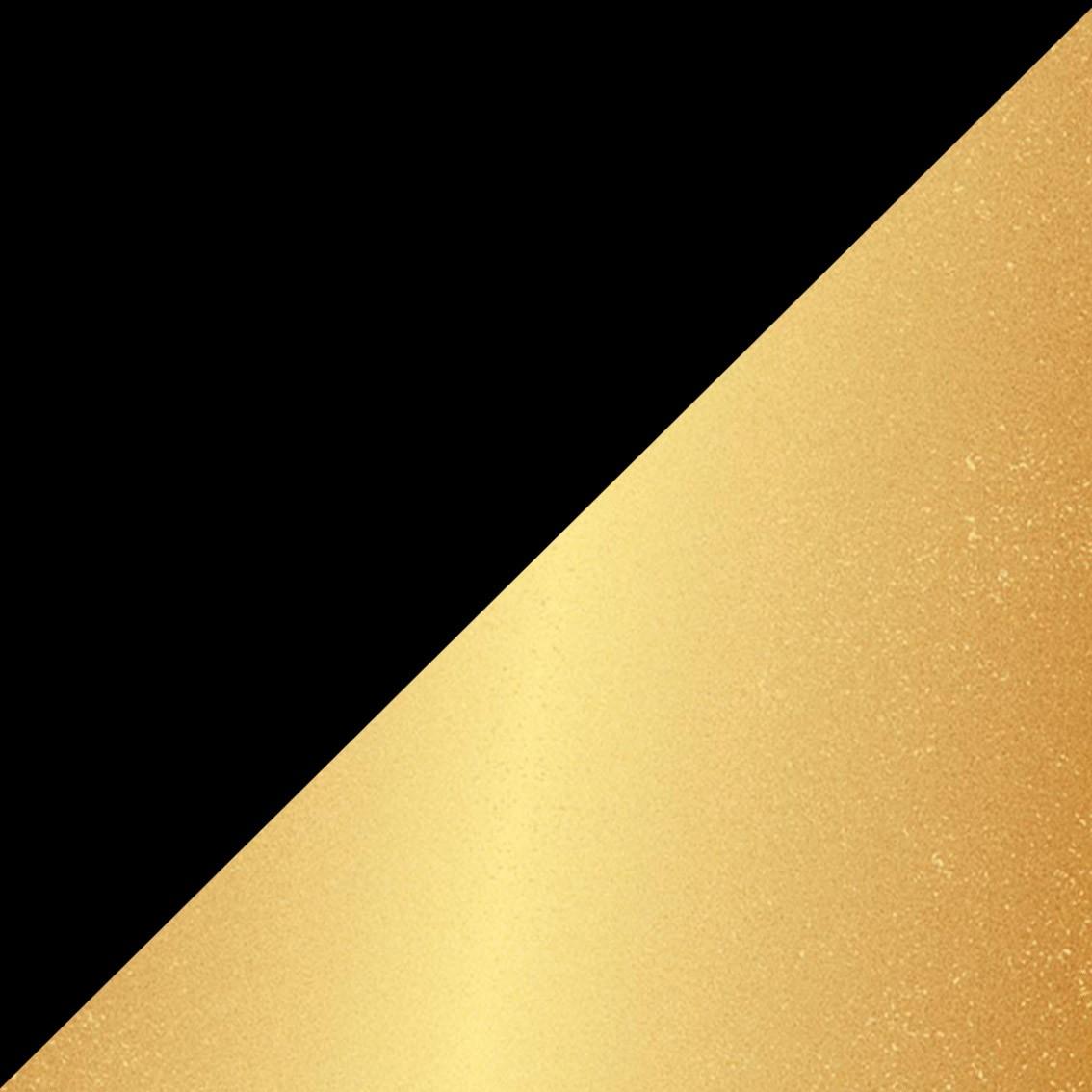 Gold/Balck