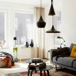 Koper lamp design lamp Tom Dixon