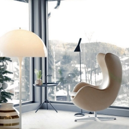 Arne Jacobsen: iconic, timeless Scandinavian furniture