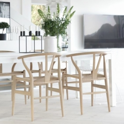 Diiiz: Hans Wegner: the organic functionality of wooden chairs
