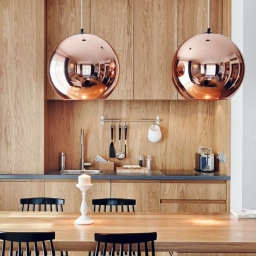 La lampe Copper Shade
